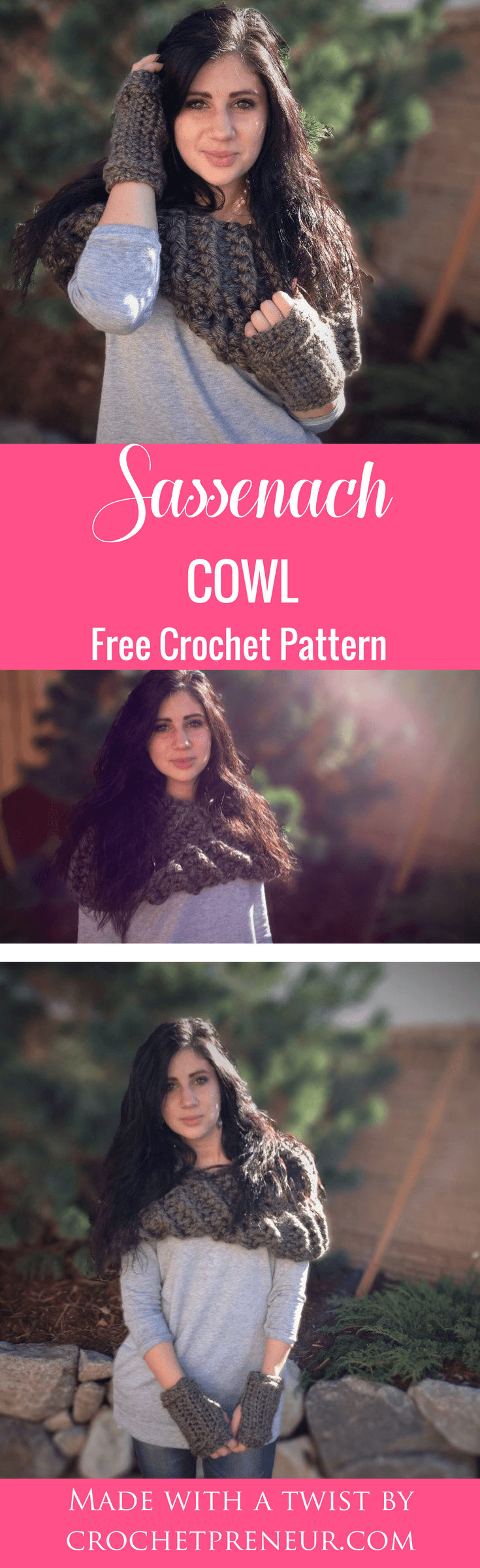 This free pattern is so fast and easy, I can
