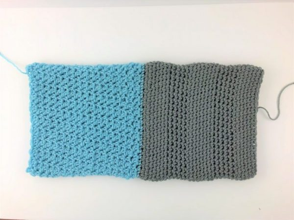 Photo of making Polly Reversible Beanie FREE Crochet Pattern