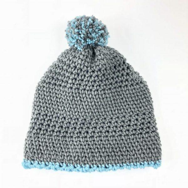 Polly Reversible Beanie FREE Crochet Pattern