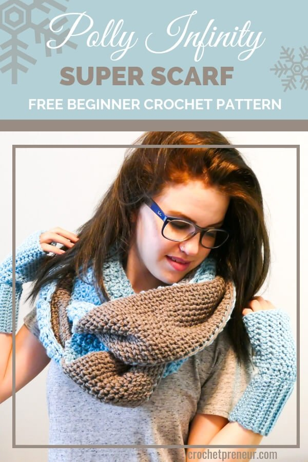 A photo reminder to pin this image in your crochet related Pinterest boards