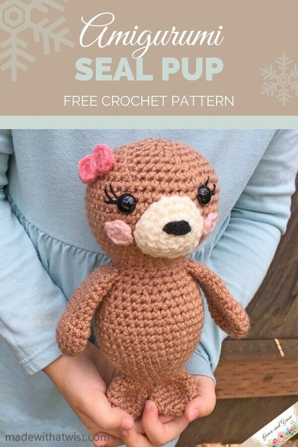 Happy Bears Amigurumi - Free Crochet Patterns - StringyDingDing | 900x600
