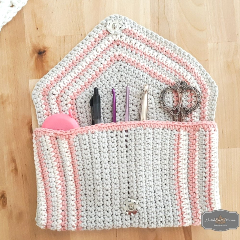 Easy Crochet Pattern For Clutch