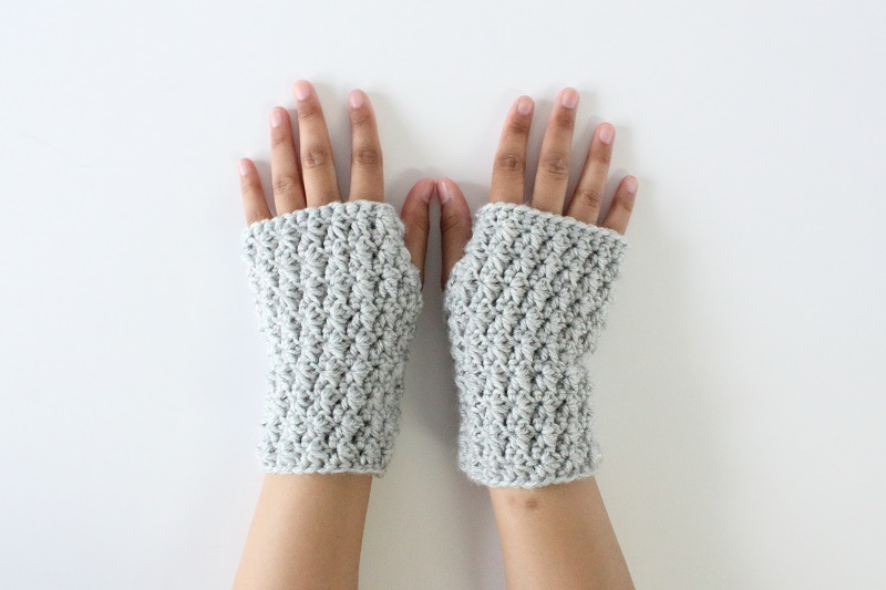 Stylish and Easy FREE Crochet Gloves with fingers pattern images for 2019 -  Page 17 of 42 - Daily Crochet! | 533x800