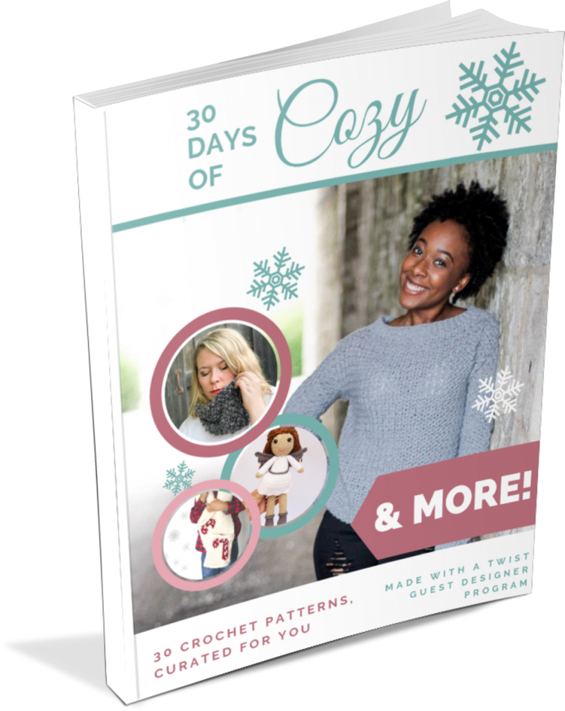 30 Days Of Cozy Crochet Pattern Bundle