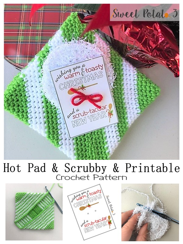 Hot Pad & Scrubby