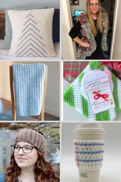 great crochet gifts from CBA designers